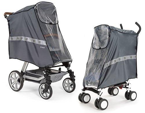 RainSafe Regenschutz für Buggys und Sportwagen
