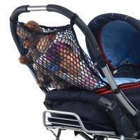 Einkaufsnetz für Kinderwagen
