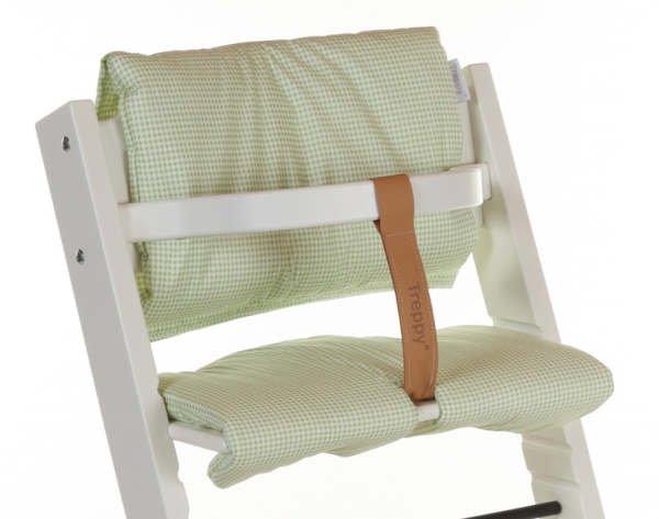 Cushion Pepita Green