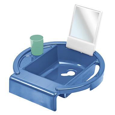 Kiddy Wash Cool Blue/Weiß/Swedish Green