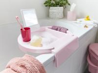 Kiddy Wash Tender Rosweperl/Weiß/Swedish Roswe