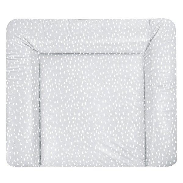 Wickelauflage Softy Tiny Squares Grey