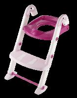 Toilettentrainer Tender Rose/Weiß/Translucent Pink