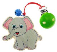 Clipfigur Elefant