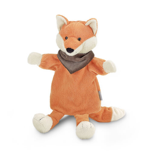 Fuchs Handpuppe