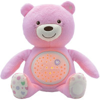 Baby Bär rosa