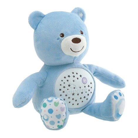 Baby Bär blau