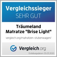 Matratze Wiege brise light