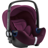 BabySafe 2 i-Size Burgundy Red