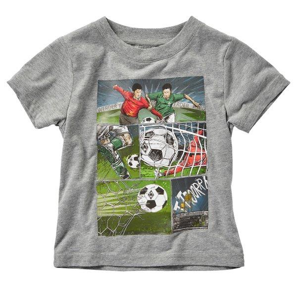 Kinder T-Shirt Comic
