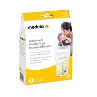 Muttermilchbeutel 25 Stück