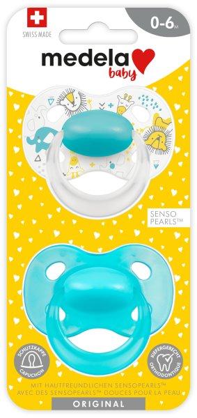 Baby Original 0-6 DUO türkis