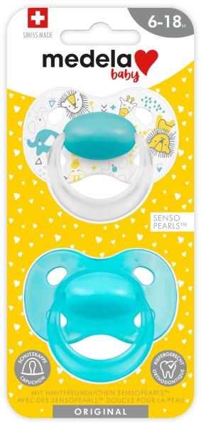 Baby Original 6-18 DUO türkis