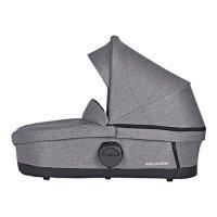 Harvey3 Premium CarryCot Diamond Grey
