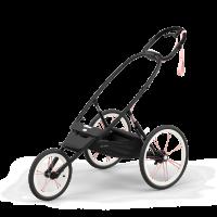 AVI Rahmen Black Pink