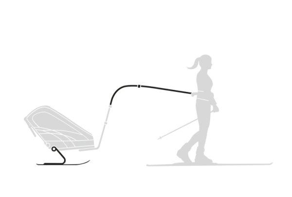 ZENO Ski-Kit Black