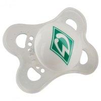 Babyschnuller 0-6 M. Werder Bremen Raute