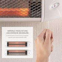 Wärmestrahler Safe & Care