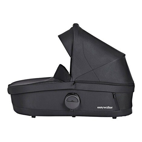 Harvey3 Premium CarryCot Jet Black