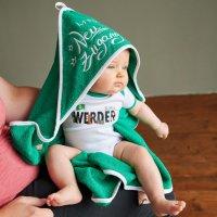 Baby Kapuzenbadetuch