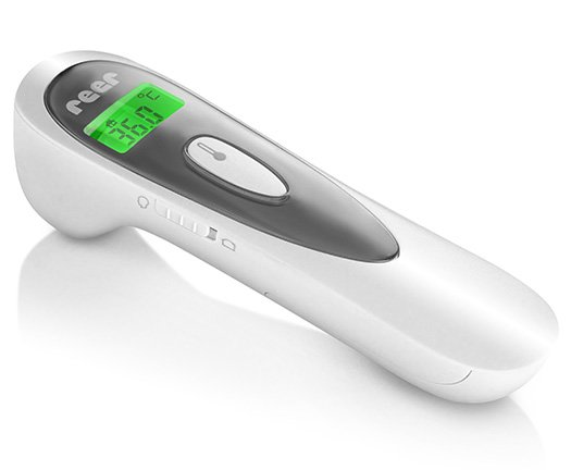 Colour SoftTemp 3in1 kontaktloses Infrarot-Thermometer