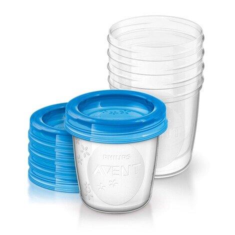 Mehrwegbecher für Muttermilch
