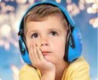 SilentGuard Kids Kapselgehörschutz Blau