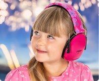 SilentGuard Kids Kapselgehörschutz Pink