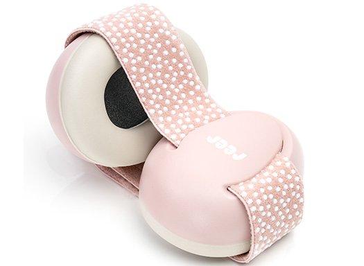 SilentGuard Baby Kapselgehörschutz Pink