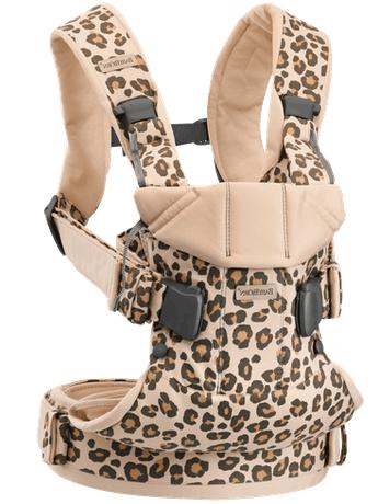 Cotton Beige/Leopard